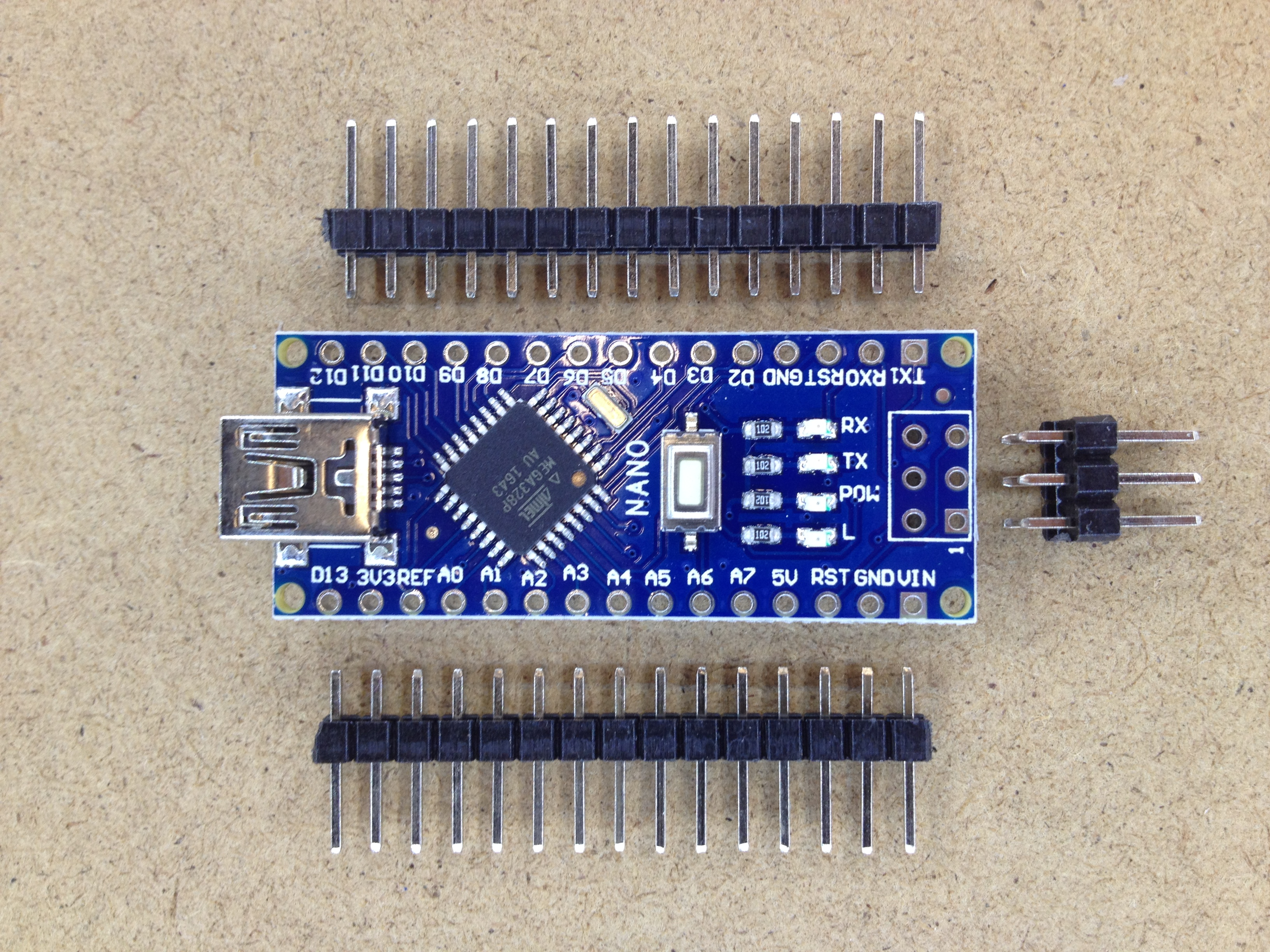 Arduino nano mini usb clone a d electronics