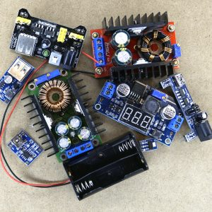 Power components