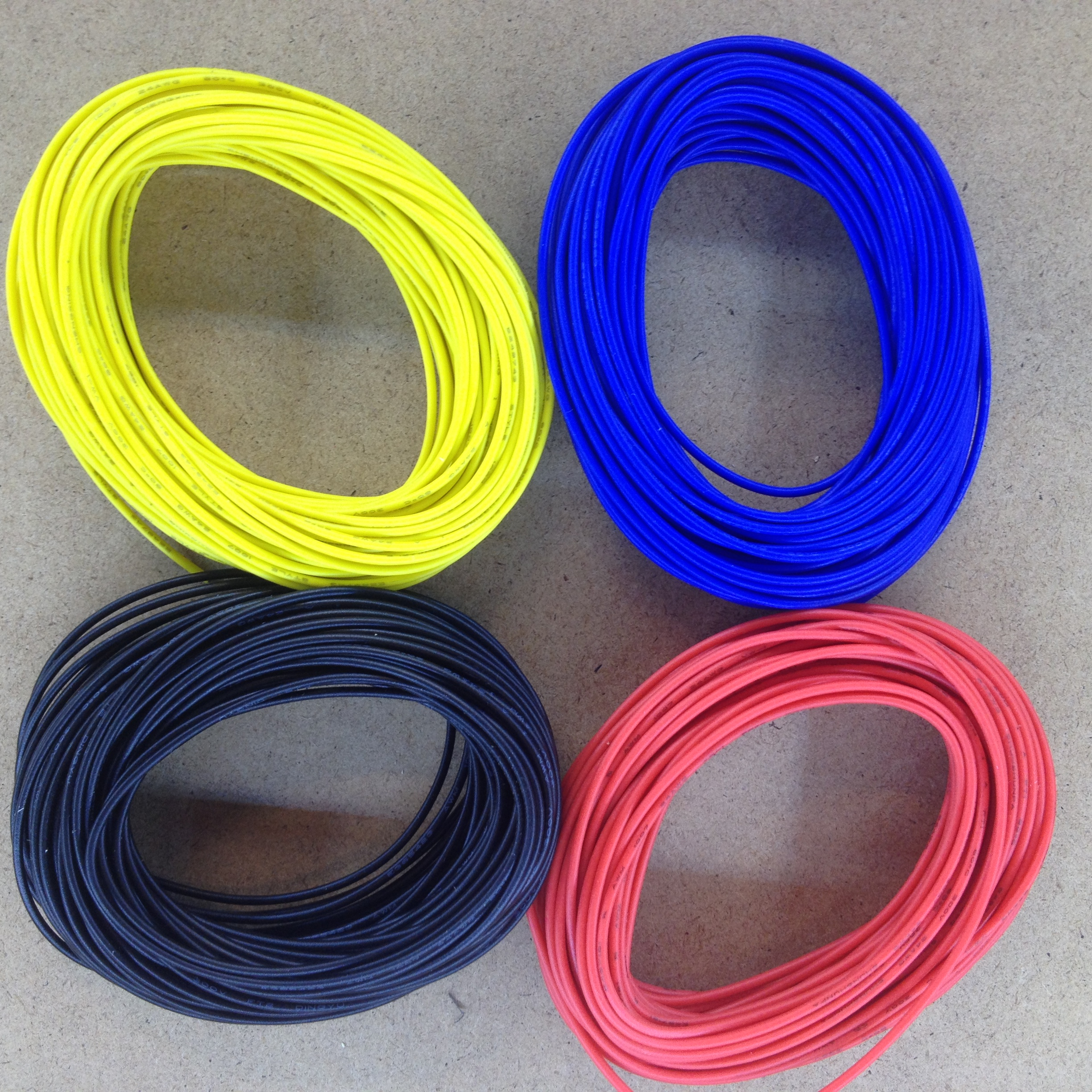 Hookup Wire | 10m 24awg Stranded Hookup Wire A2d Electronics